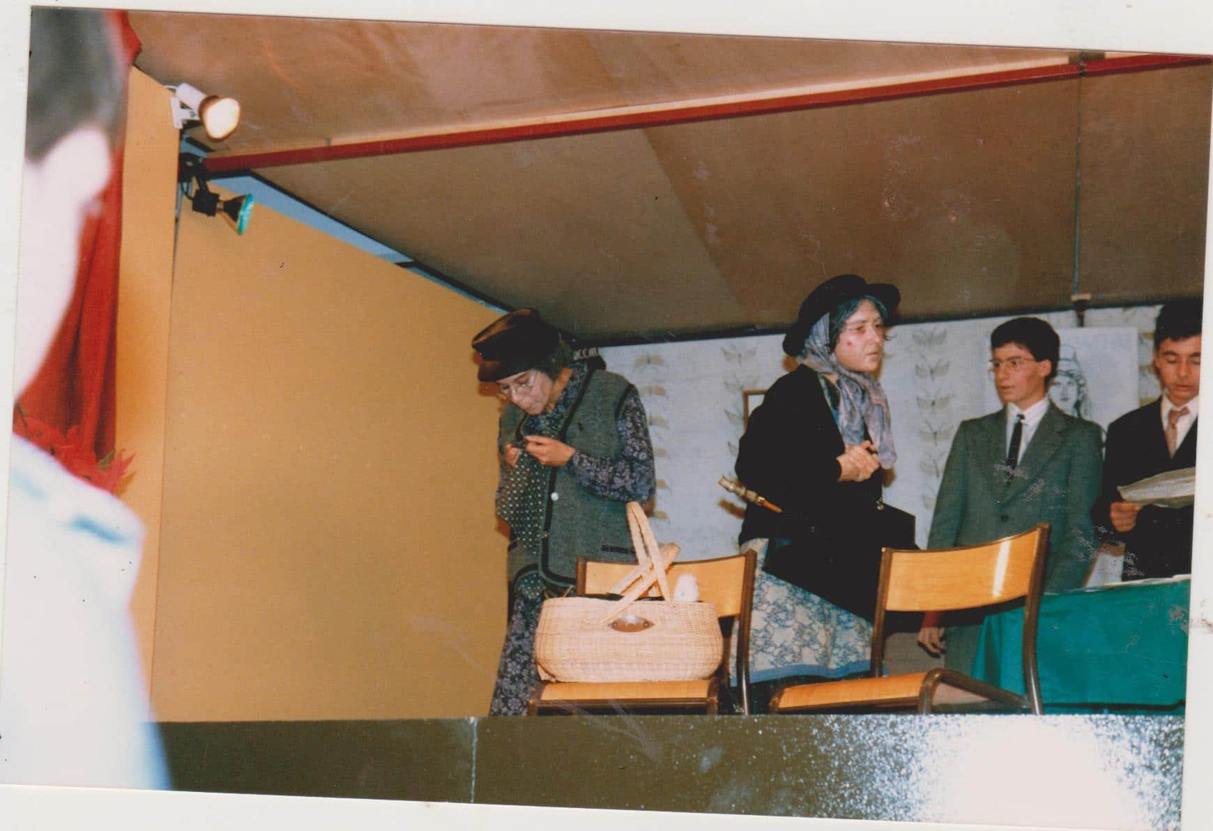 Clercs de l'urne 1986