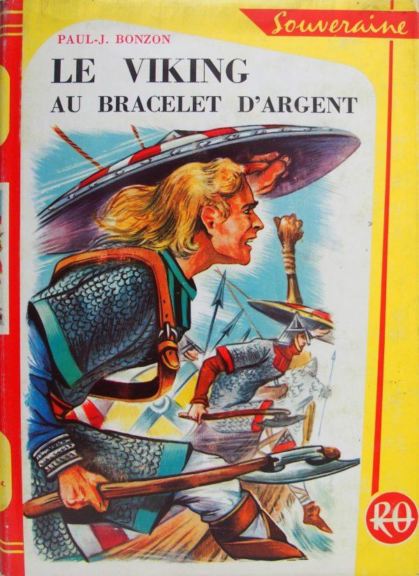 Viking au bracelet d'argent