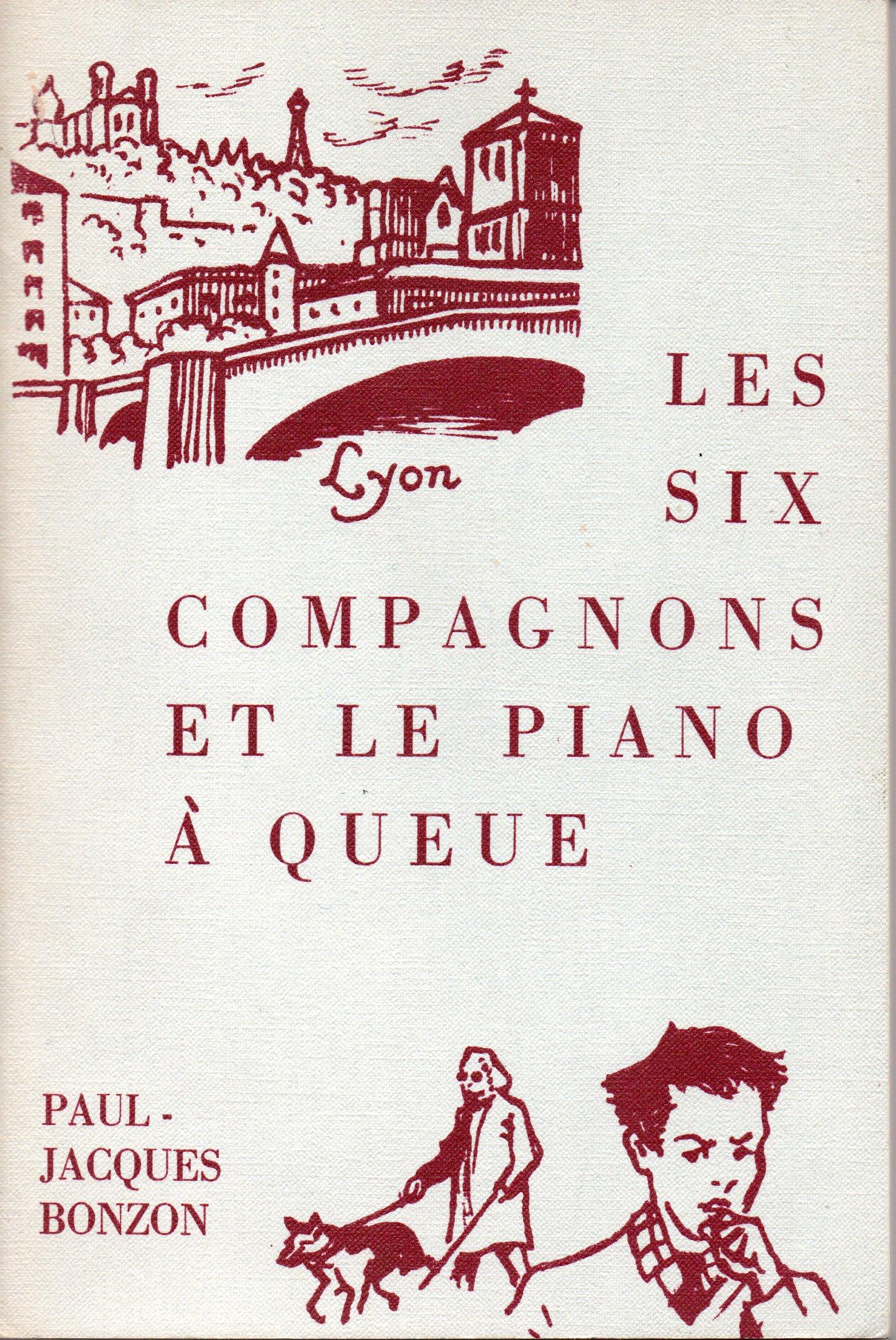 Les six compagnons et le piano à queue