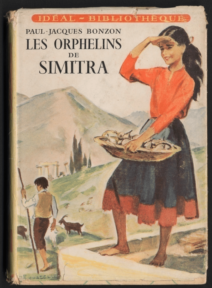 Les Orphelins de Simitra