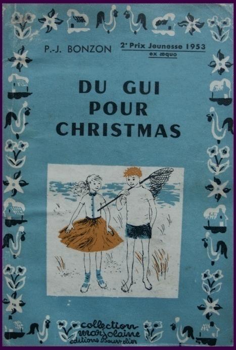 Couverture Gui pour Christmas